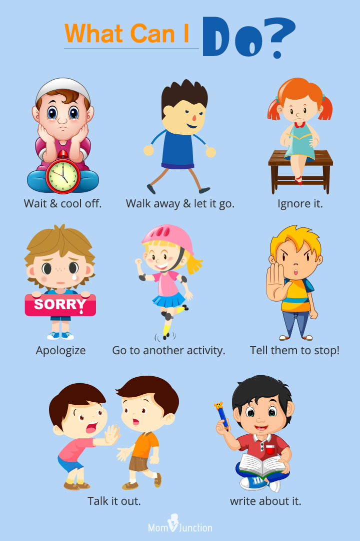 what children can do Many parents send an angry child to her room to calm down after all, what else  can we do we certainly can't reason with her when she's.