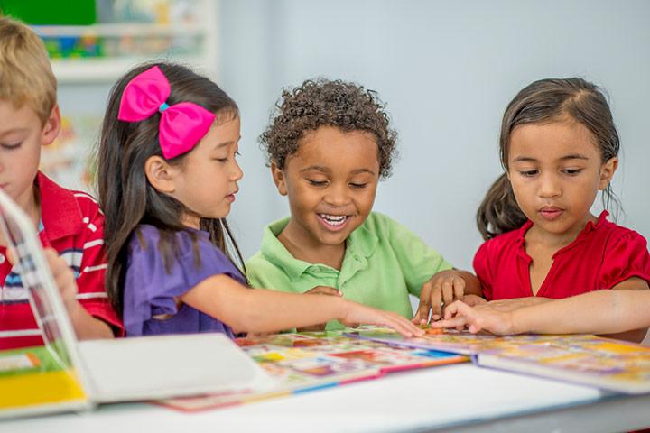 Zoom - Team building games for kids indoor