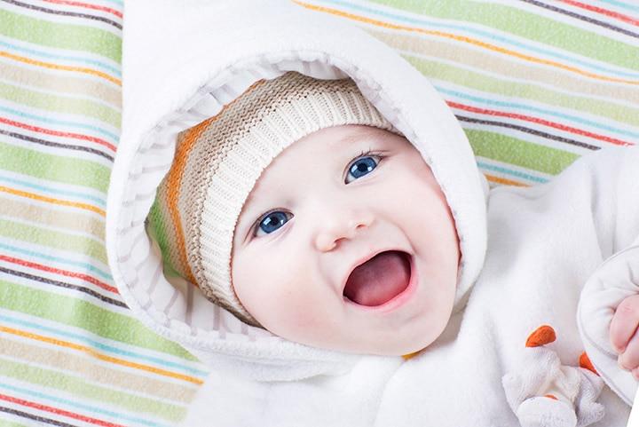 Baby Smiling Image