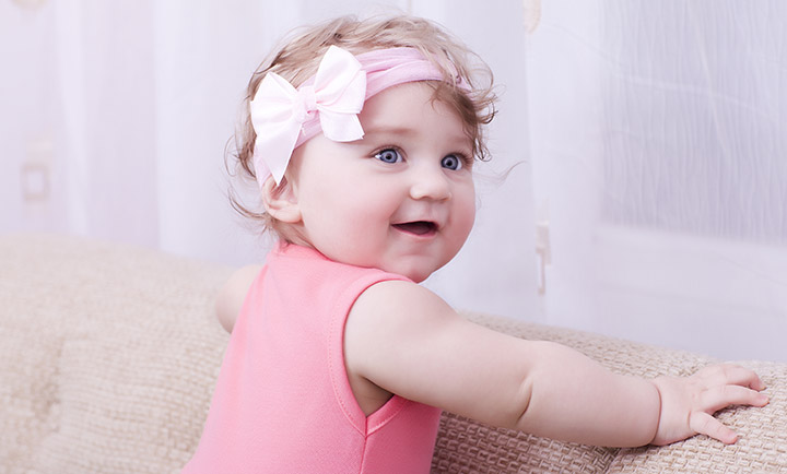 Very Cute Baby Smiling Photos