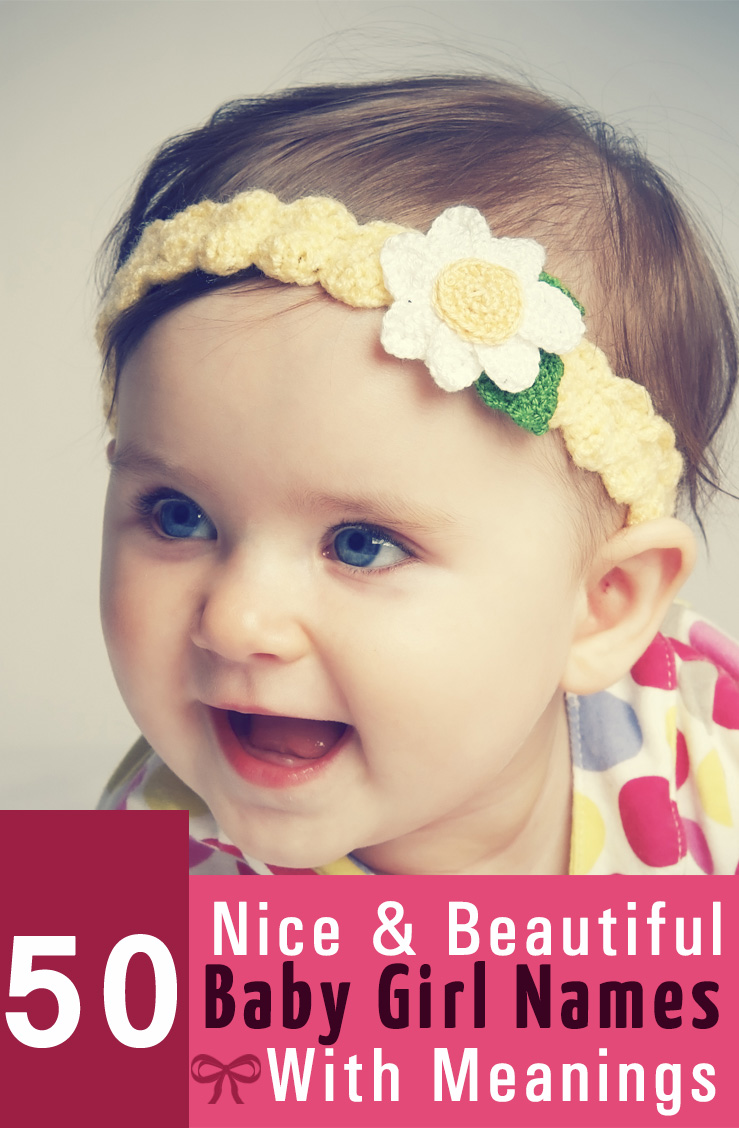 Beautiful Baby Girl Names And Meanings Driverlayer