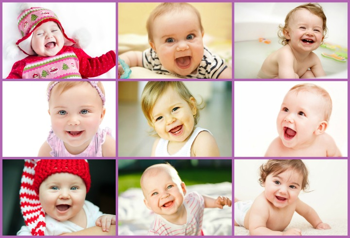 Smiling Baby Images