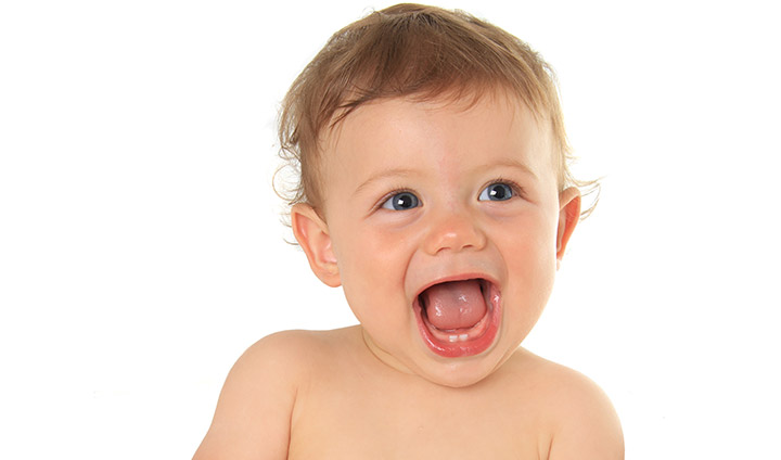 Images of Cute Babies Smiling