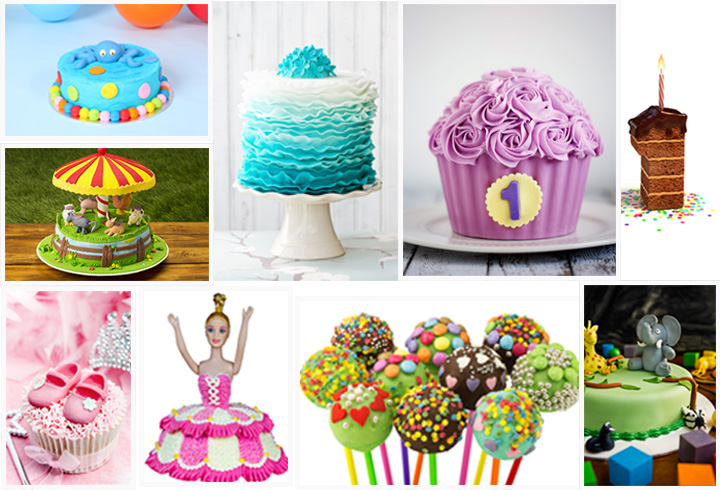 Awesome Ideas For Your Babys St Birthday Cakes - Small first birthday cakes
