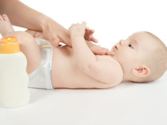 Is It Safe To Use Almond Oil For Massaging A Baby?