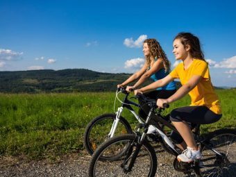 Top 10 Fitness Tips For Teenagers