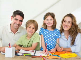 4 Simple Things Parents Can Do For A Child's Development