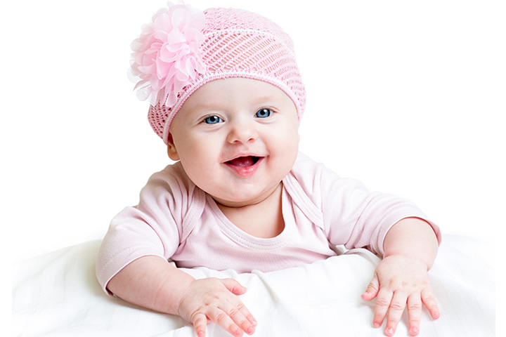Cute Girl Baby Photos With Messages 101 Cute Baby Girl Names For