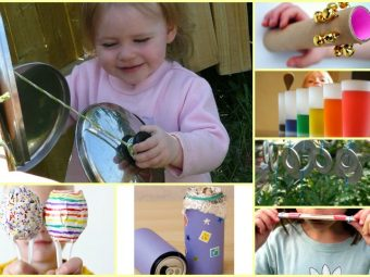 Top 10 Musical Instrument Crafts For Kids