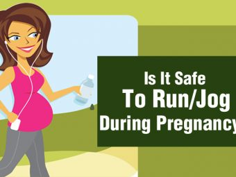 Is It Safe To Run/Jog During Pregnancy?