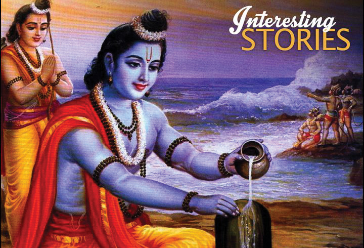 story-telling Diwali Activity