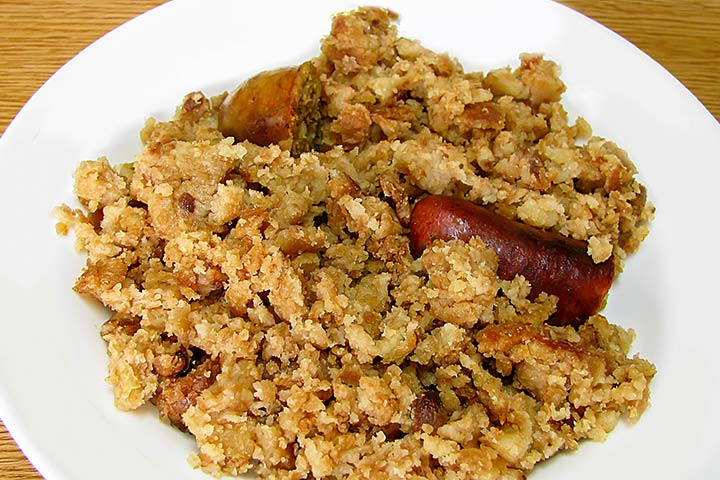 Egg Recipes For Kids - Migas