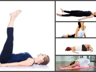 10 Best Yoga Poses For Relaxation For Moms
