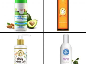 10 Best Baby Hair Oils In India Of 2021