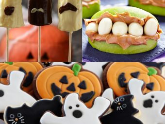 10 Scary Halloween Food Ideas Your Kids Will Love