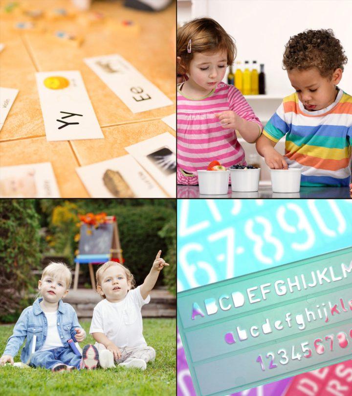 15 Interesting Alphabet Activities For Toddlers & Preschoolers