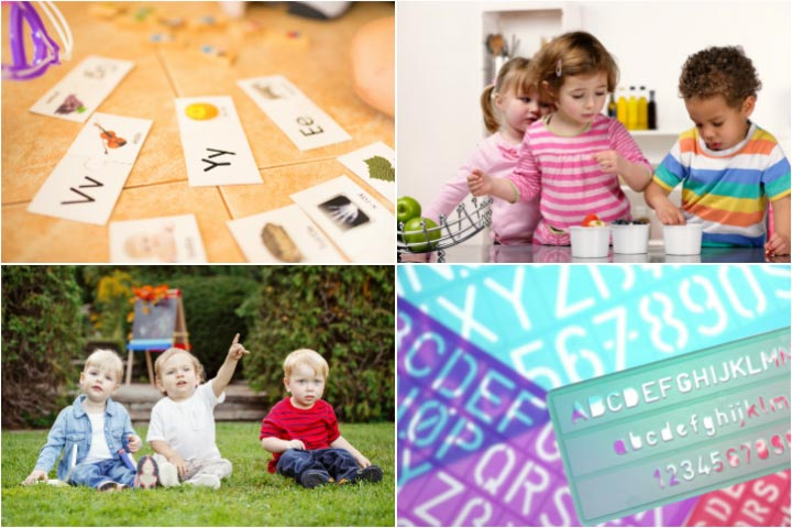 15 Interesting Alphabet Activities For Toddlers & Preschoolers