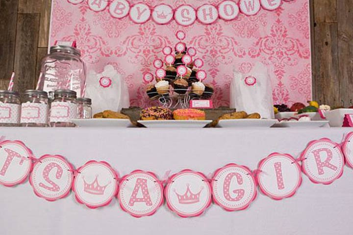 10 best baby shower decoration ideas you can try for Baby shower decoration tips