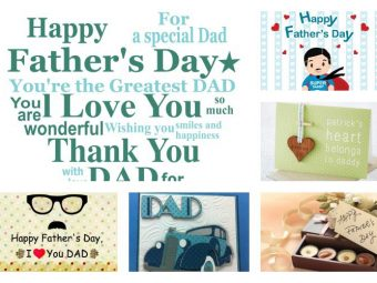 25 Best Father's Day Card Ideas To Make Him Feel Special