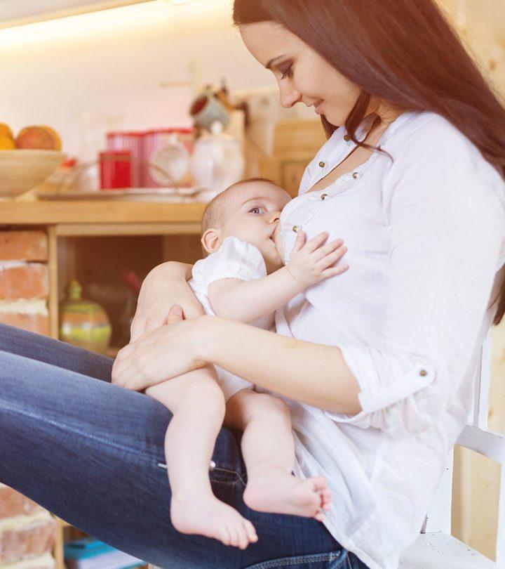 Foods To Increase Breast Milk