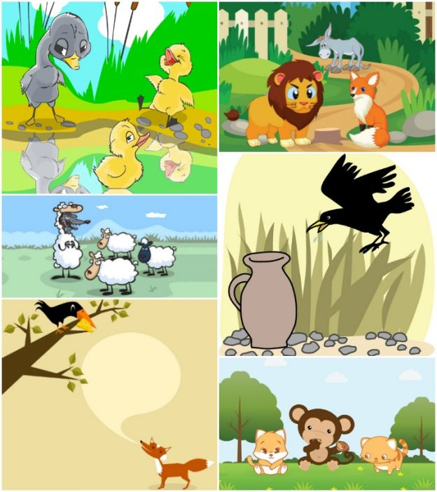 26c13ad6 25 Best Short Animal Stories For Kids With Morals