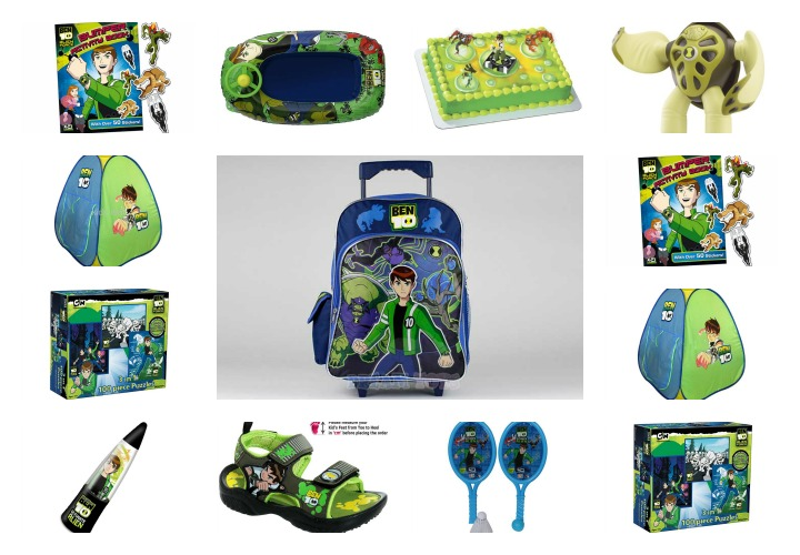 25 fun ben 10 toys for your kids