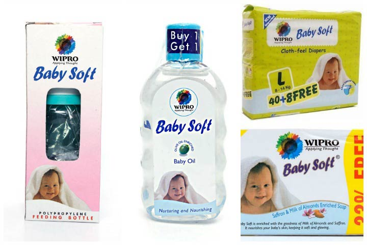 5 fantastic wipro baby products