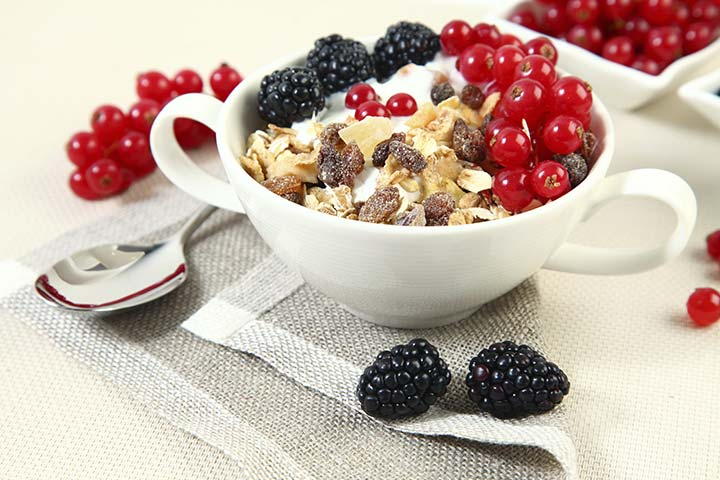 cereals and whole grains