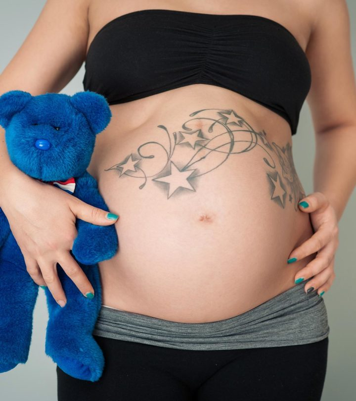 6 Risks & 3 Precautions While Getting A Tattoo During Pregnancy