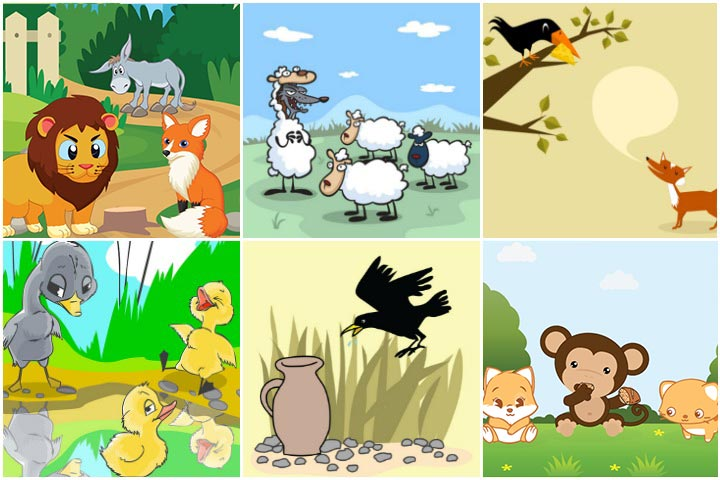 25 Amazing Animal Stories For Kids. Animal Stories For Kids S. Printable. Kids Short Stories Printable At Clickcart.co