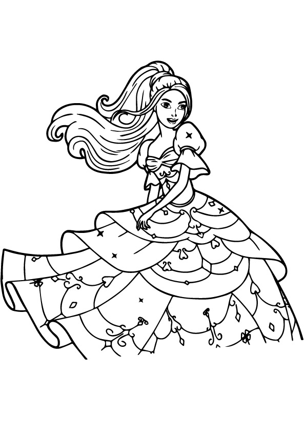 Barbie-Barbie-coloring