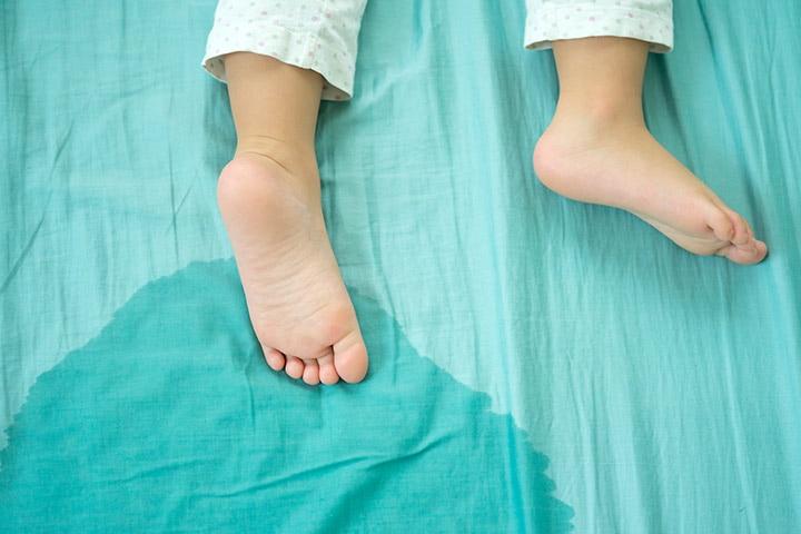 Bedwetting in children