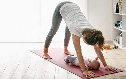 9 Effective Belly Skin Tightening Tips Post Pregnancy