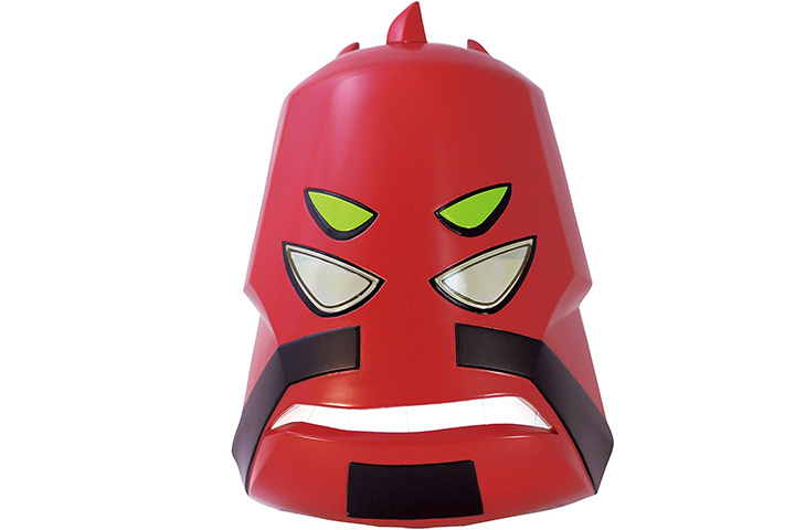 Ben 10 Four Arms Alien Mask