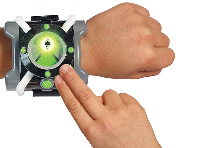 Ben10 Basic Omnitrix Watch
