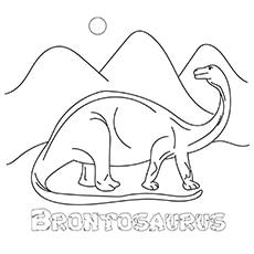 Brontosaurus 17