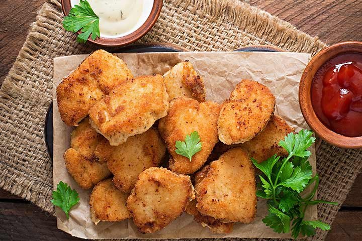 19 Quick And Easy Finger Foods For Kids