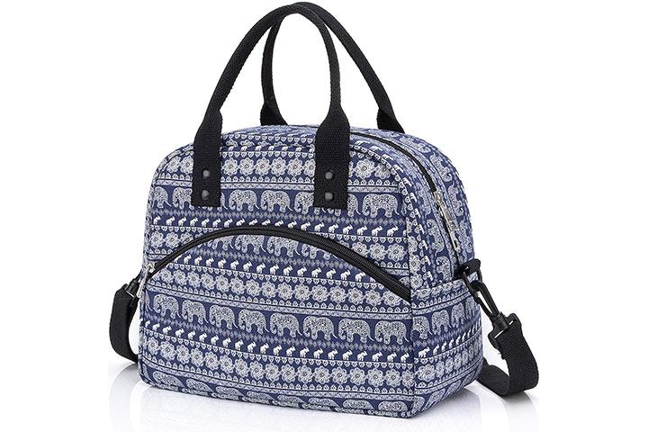 CySILI Insulated Lunch Box Bag