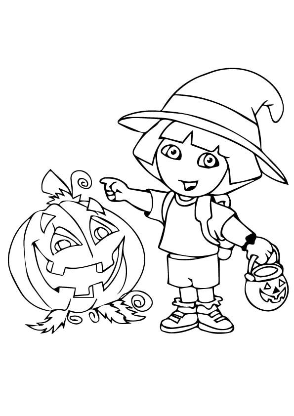 Dora-during-Halloween