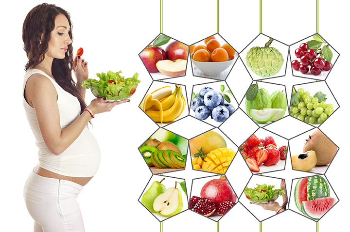 A Food Guide for Pregnant Women