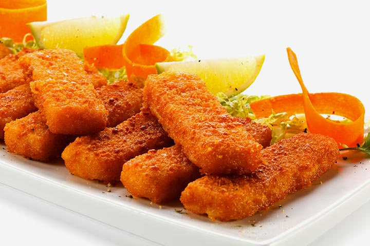 Fish Fingers - Easy Finger Food Recipes Pictures