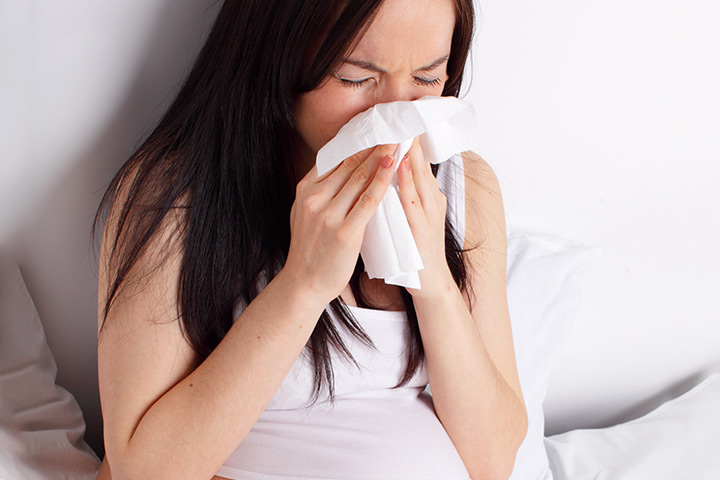 How To Cure Flu During Pregnancy