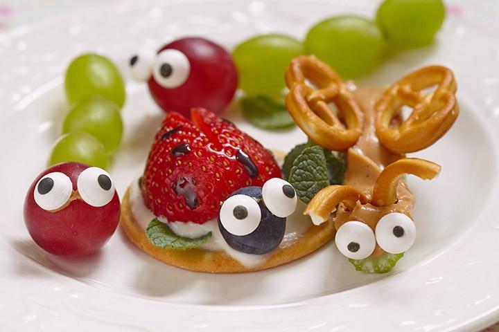 Grape Caterpillars