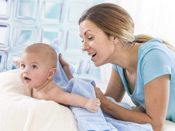 11 Important And Loving Steps On How To Bathe A Baby