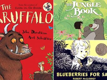30 Interesting Story Books For Kids