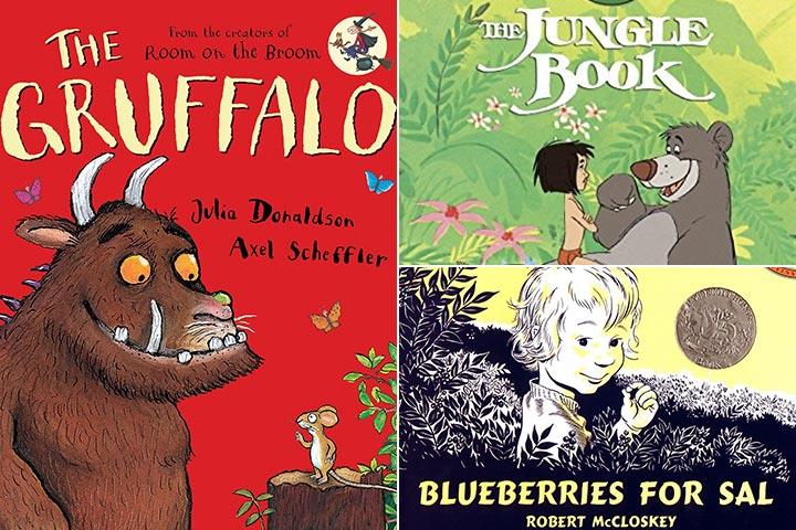 Interesting Story Books For Kids