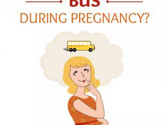 Is It Safe To Travel By Bus During Pregnancy?