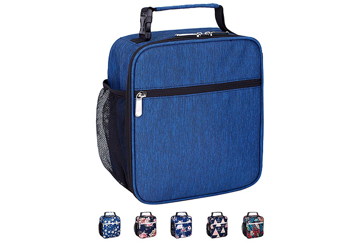 Leakproof Insulated Reusable Cooler Lunch Bag