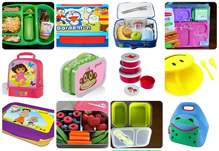 Lunch Boxes For Your Kids