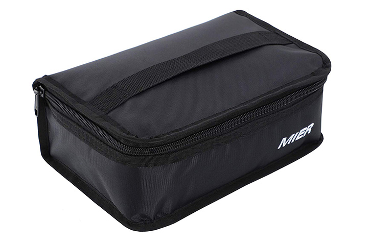 MIER Portable Thermal Insulated Lunch Bag